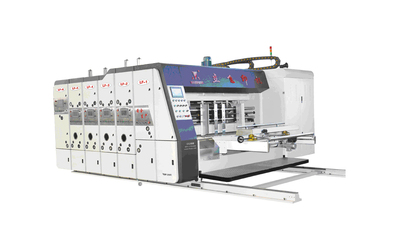 YKM-200 SERIES HIGH SPEED PRINTING PRESSURE ANGLE CUTTING SLOT DIE CUTTING MACHINE