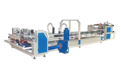 QF-AFG Series Automatic Folder Gluer Machine