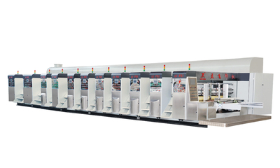 LGF-SHM Series fixed the whole servo adsorption glazing dry die cutting machine