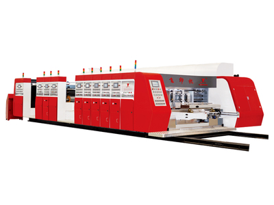 LDF-SHM SERIES TRAVELLING THE WHOLE ADSORPTION DRYING SERVO DIE-CUTTING MACHINE POLISHING
